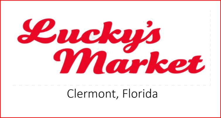 Lucky's Market, Clermont