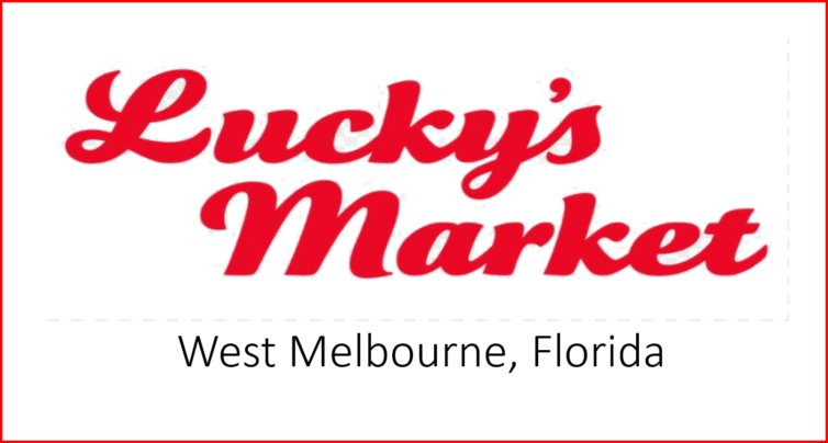 Lucky's Market, West Melbourne