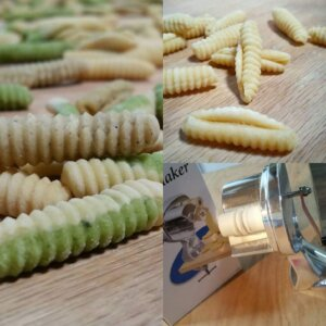 COOKING CLASS: Making Cavatelli @ Rockledge Gardens