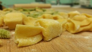 COOKING CLASS: Learn to make pasta 'caramelle' @ Rockledge Gardens