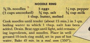 International Noodle Ring Day